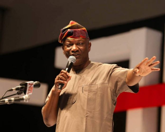 I have high hope of becoming next Lagos governor – Jimi Agbaje