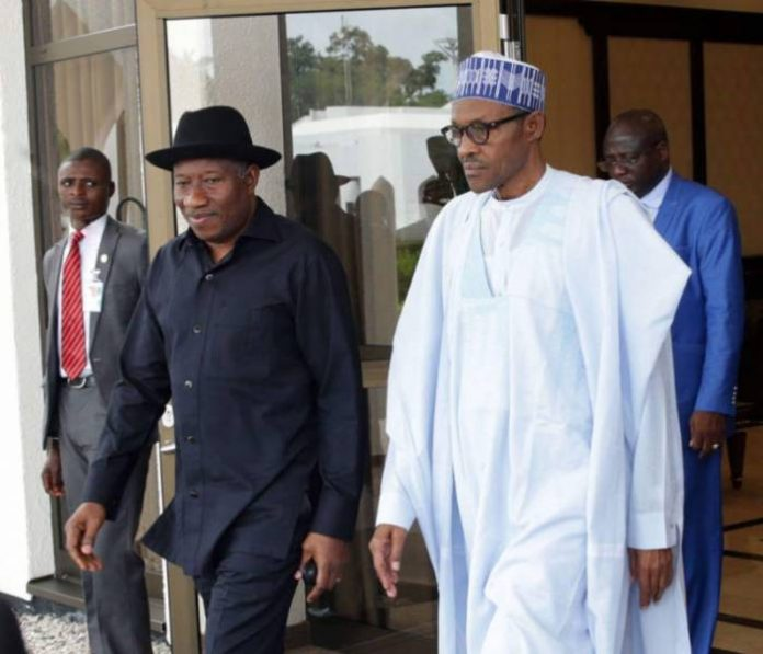 The President has been of great service to Nigeria – Goodluck Jonathan