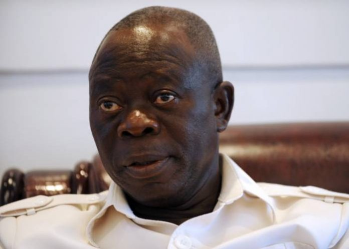 I hope National Assembly won't distort 2019 budget as presented – Adams Oshiomhole
