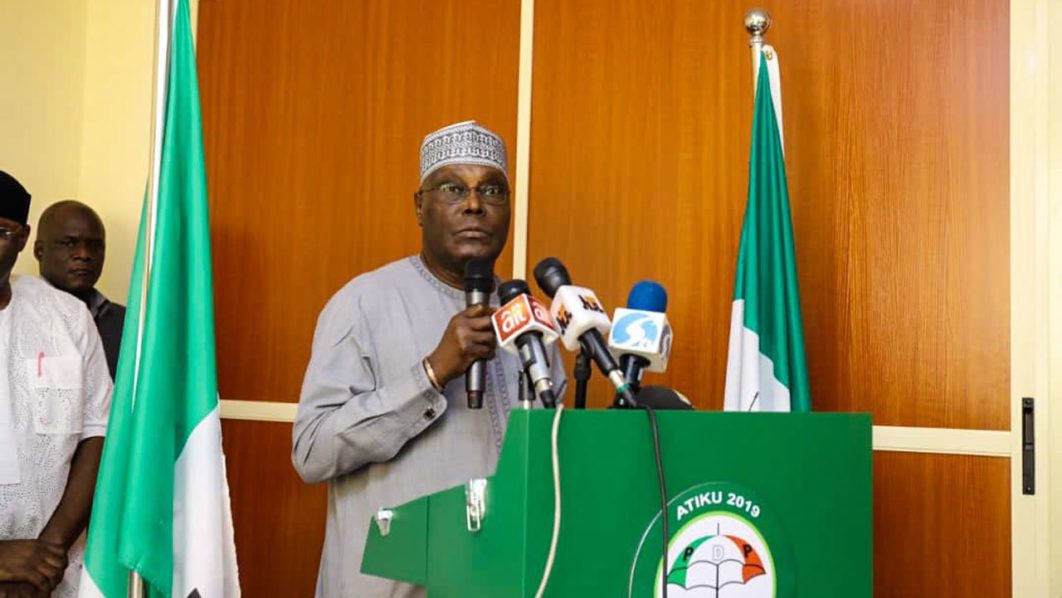 PDP, Atiku Reportedly Leading In 16 States