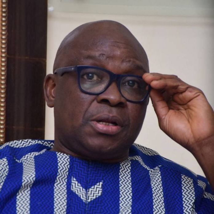 I'm pleased with Peter Obi over VP Debate – Ayodele Fayose