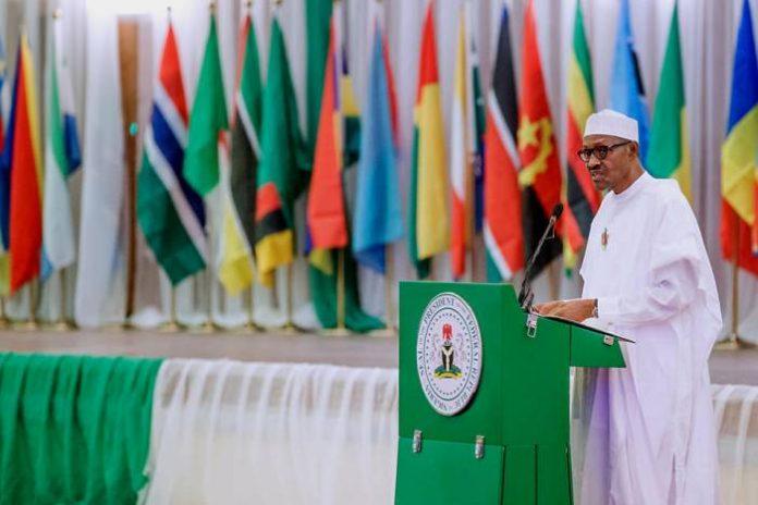Muhammadu Buhari launches anti-corruption training for African Union