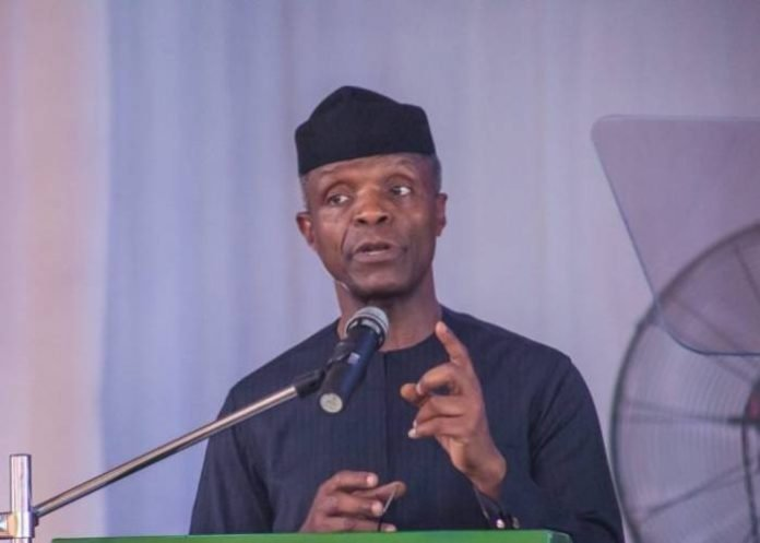 Osinbajo preside over extended NEC session today