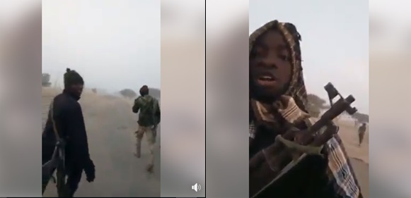 Nigerian Army respond to viral video of soldiers complaining about ammunition