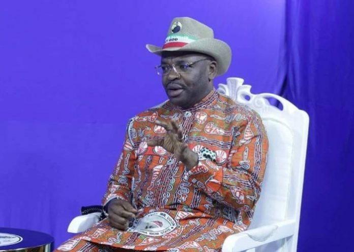 I cannot be intimidated – Governor Udom Emmanuel