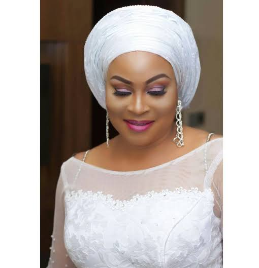 Nollywood Actress, Bukky Wright Dumps Islam For Christianity