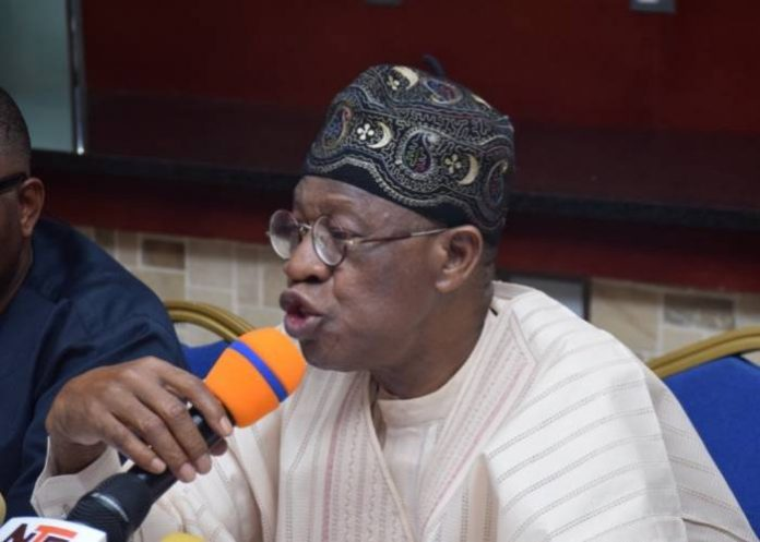 President Buhari's achievements have unsettled Atiku Abubakar and PDP – Lai Mohammed