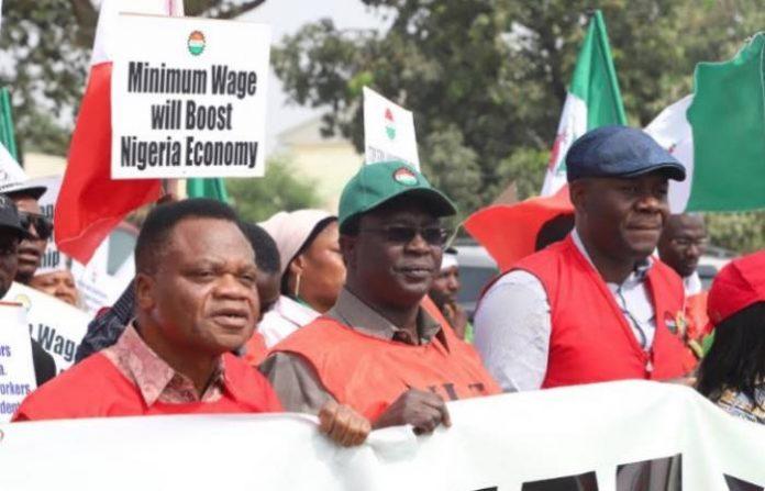 Organised labour insists N30,000 minimum wage