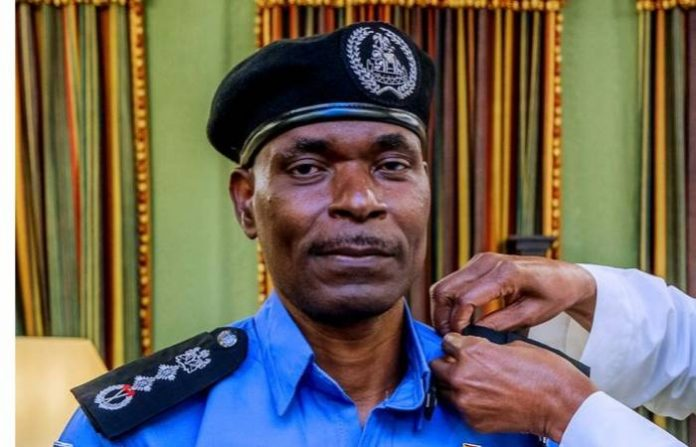 Acting IGP, Mohammed Adamu officially assumes office
