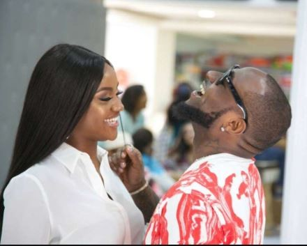 Why Chioma Instagram Account Disappeared – Davido Reveals