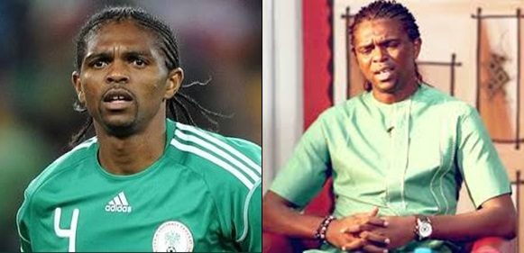 Hoodlums cart away Kanu Nwankwo's medals, trophies, plaques and other asset in Lagos