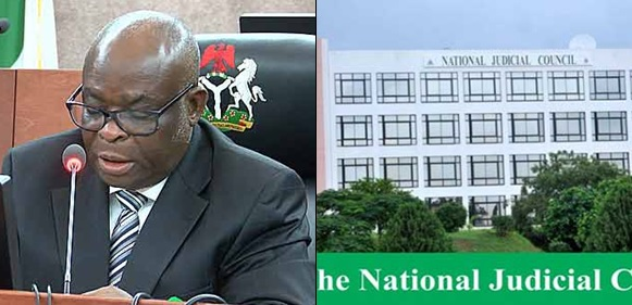 NJC to holds emergency meeting today over Onnoghen's suspension