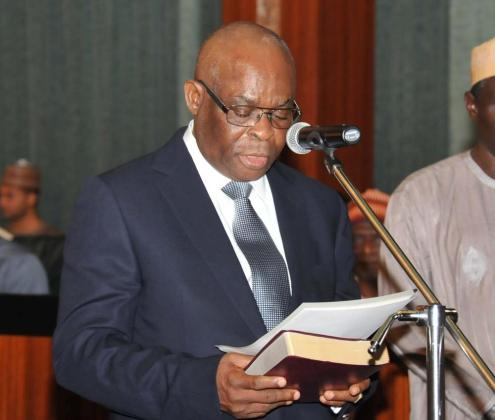 See Why Buhari Govt Closes Case Against Onnoghen