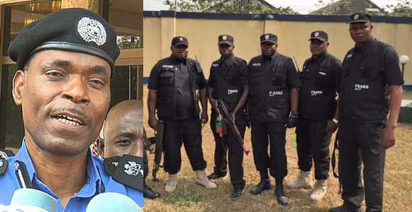 Acting IGP Adamu Orders Dissolution Of FSARS, Others