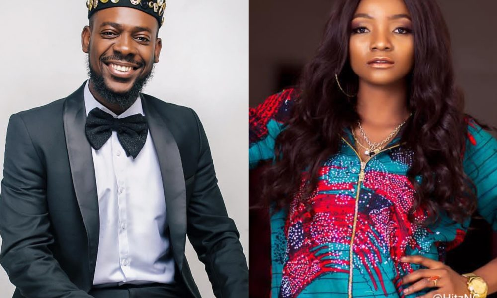 Adekunle Gold Celebrates His Wife, Simi On Her Birthday