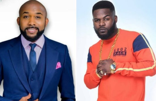You Are A Legend and Icon – Banky W Showers Praises on Falz!