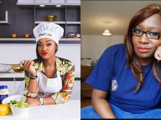 Stop Referring To Chioma As A Chef – Kemi Olunloyo