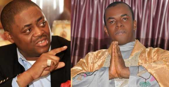 Fani-Kayode slams Fr. Mbaka for supporting Buhari for second term