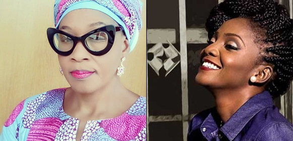 Simi's pregnancy is in its second trimester – Kemi Olunloyo