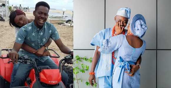 Simi pen down a heartfelt message to celebrates husband, Adekunle Gold on his 32nd birthday