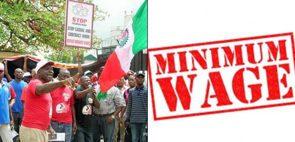 Organized labour reject N27,000 Minimum Wage, warns Buhari