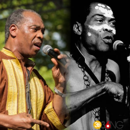 I Don't Want To Be Like My Father, I Want To be Myself – Femi Kuti