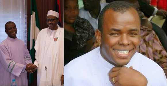 Rev Fr Mbaka Endorses Buhari For 2nd Term