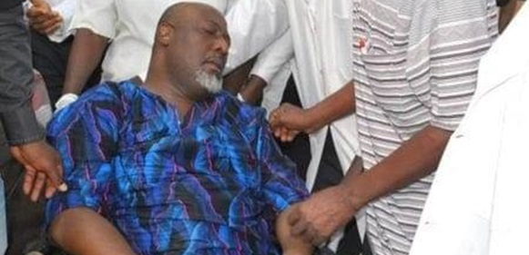 Senator Dino Melaye granted bail on health ground