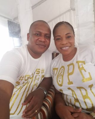 "I Can Never Call My Husband ""Daddy"" – Tope Alabi"