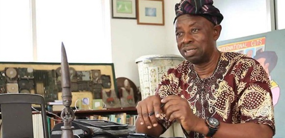 Why I have not made any movie in 4 years – Tunde Kelani