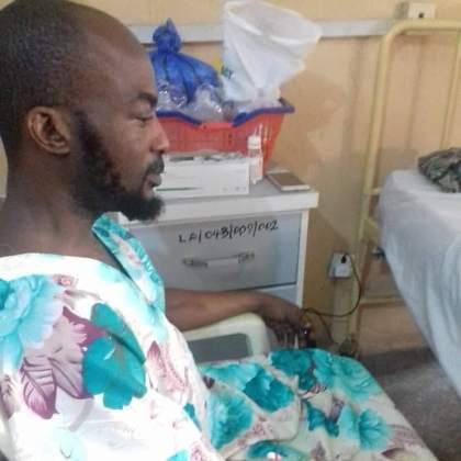 Lord Of Ajasa Critically Ill And In Need Of Money To Undergo Surgery Operation (Photos)