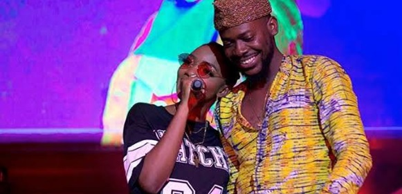 Adekunle Gold And Simi Are Truly Married, It Is Not A Video Shoot- Manager Reveal
