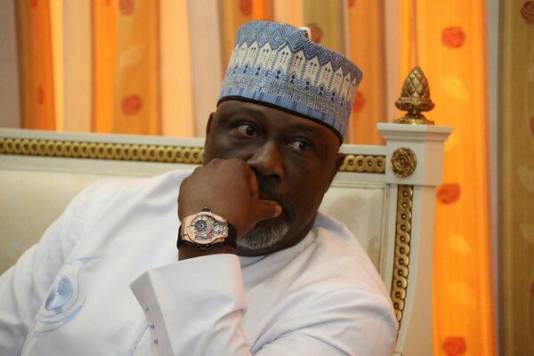 Dino Melaye Accuses Yahaya Bello Of Planning To Sell Kogi State To Sterling Bank