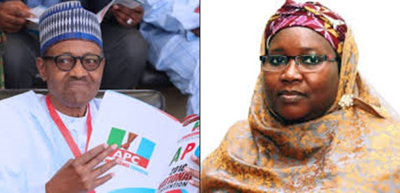 Nigerian React As Buhari Appoints Niece, Zakari To Head INEC Collation Centre