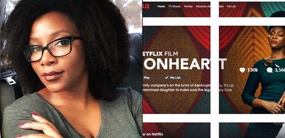 Genevieve Is Now First Nollywood Billionaire As Netflix Buys Lionheart For N1,385,100,000(€3.30 million)