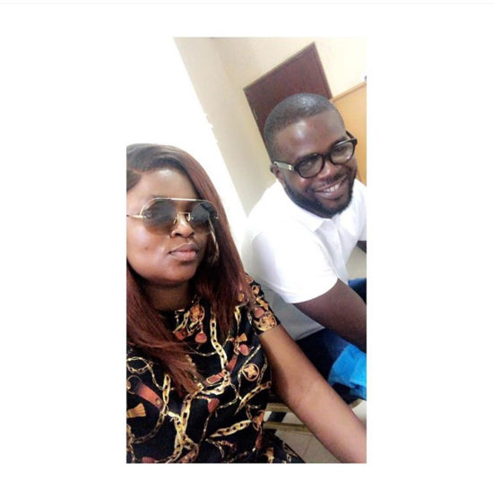 Funke Akindele Shares First Picture Of Herself Since Birth Of Twins