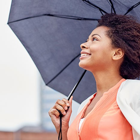Here's How to Stay Trendy through the Rainy Days