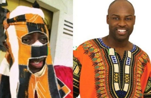 Real Face Of Legendary Singer, Lagbaja Exposed [Photos]