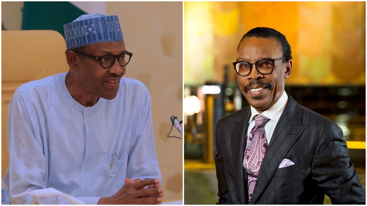 Buhari inaugurates technical committee over Minimum wage, appoints Rewane as chairman (Full list)