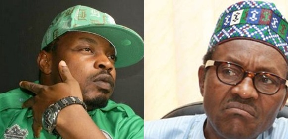 President Buhari is weak mentally and physically – Eedris Abdulkareem
