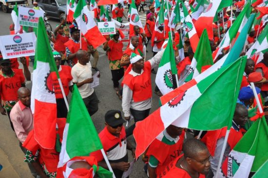 NLC Begins Indefinite Strike Jan. 8 Over Minimum Wage