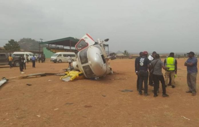 We have started investigation of VP's helicopter crash – NCAA