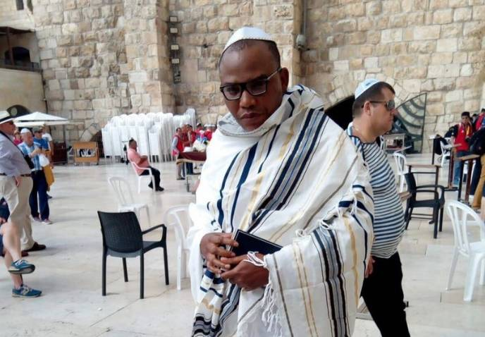 Why I flee from the Country – Nnamdi Kanu Reveals