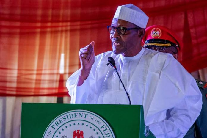 I won't protect corrupt persons – President Buhari