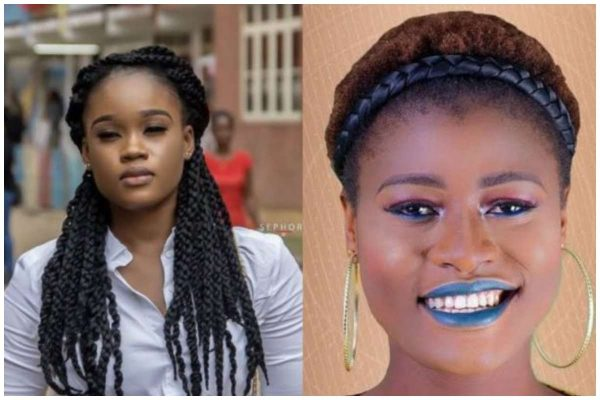 Former Big Brother Naija Housemates Alex And Cee-C Ends Beef