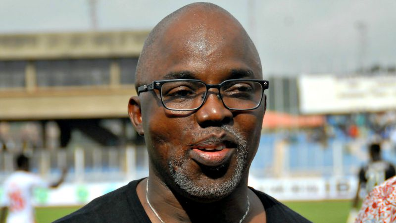 NFF Congratulates President Buhari On His Re-Election