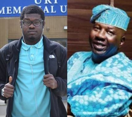 Baba Suwe's First Son Writes Letter Of Appreciation To Nigerians
