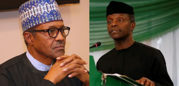 JUST IN: Buhari, Osinbajo Inaugurated For Second Term