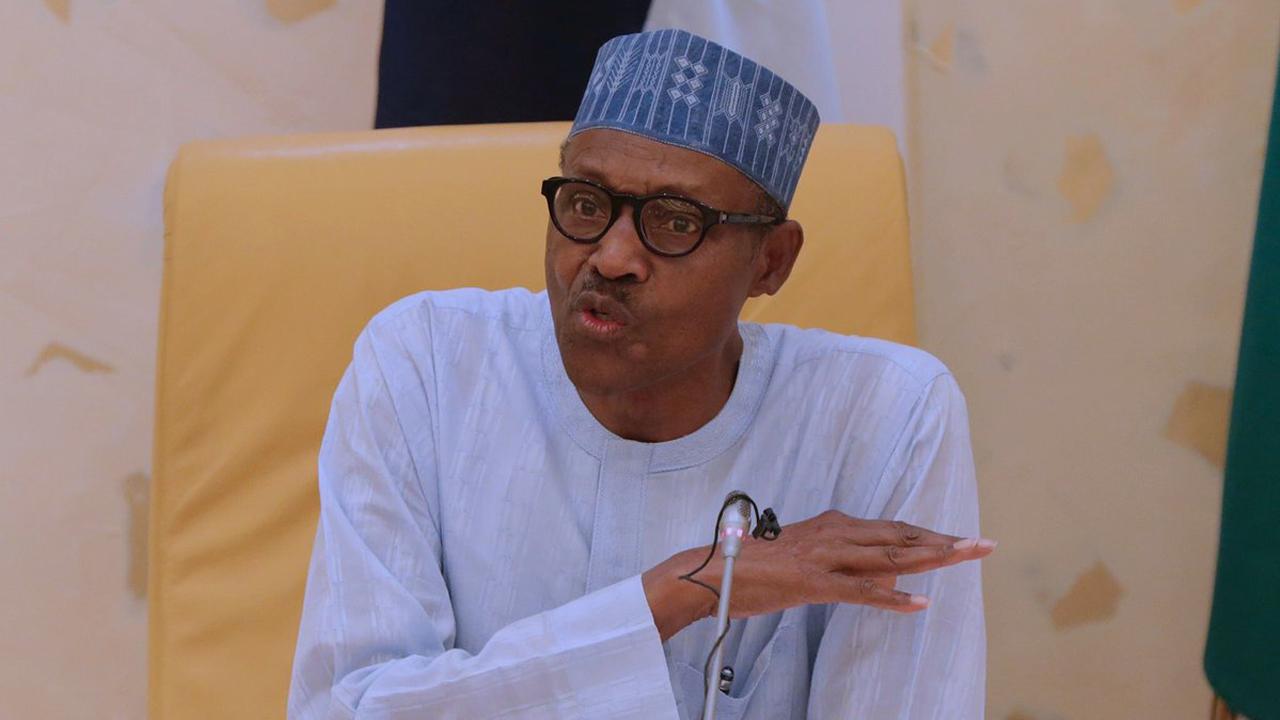 God will punish those looting Nigeria – President Buhari