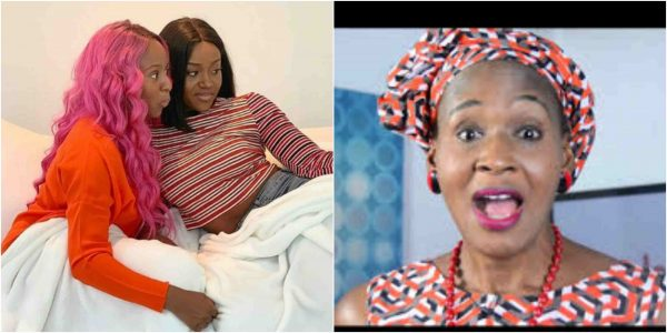 Kemi Olunloyo Accuses Chioma Of Sleeping In Everybodys Bed